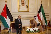 الرزاز يجري مباحثات مع نظيره الكويتي بشأن العلاقات الثنائية والتحضير لمبادرة لندن