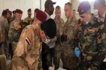 أميركا تنسحب من قاعدة كركوك وتسلمها للقوات العراقية