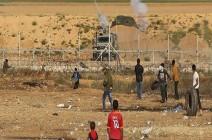 الجيش الإسرائيلي يعتقل فلسطينيا قرب حدود غزة