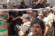 شاهد .. فيديو يكشف من الذي دمر جامع النوري ومأذنة الحدباء في الموصل