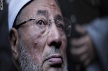مصر تتحفظ على أموال 6 من أبناء القرضاوى