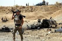 قتلى وجرحى من القوات العراقية في هجومين بالأنبار
