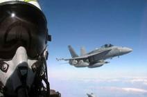 مقاتلات التحالف الدولي تستهدف الجيش السوري