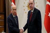 زعيم الحركة القومية يهنّئ أردوغان بنجاحه في انتخابات الرئاسة