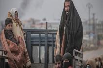 منظمات إنسانية: مليون نازح من إدلب بحاجة لإغاثة دولية عاجلة