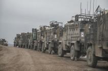 المعارضة السورية والجيش التركي يبدآن هجوما بريا قرب إدلب