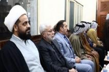 بالفيديو - الخزعلي: القوى الأجنبية تريد إقحام الحشد الشعبي وتتهمه بقمع المتظاهرين