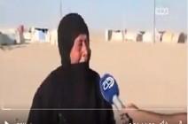 عراقية من الانبار تقطع القلب بسبب جرائم ميليشيات ايران والحشد
