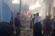 قتلى وجرحى بتفجير مفخخة في عفرين شمال سوريا