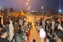 اتساع الاعتصامات في العراق بمشاركة شيوخ العشائر (شاهد)