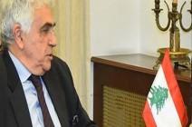 وزير الخارجية اللبناني يعتزم تقديم استقالته الإثنين