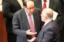 خلافات بين العبادي والمالكي على خلفية الأسماء المرشحة لوزارة الدفاع العراقية