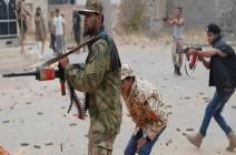 قوات الوفاق تقتل جنودا وتغنم معدات من حفتر جنوب طرابلس