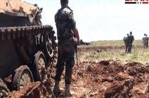 قتلى بمعارك بين المعارضة والنظام بريفي حماة وإدلب (شاهد)