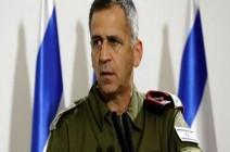 رئيس الأركان الإسرائيلي: سنهاجم علنًا أو سرًا كل خرق يأتي من لبنان