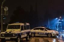 هجوم يستهدف السفارة الأمريكية بالجبل الأسود (فيديو)