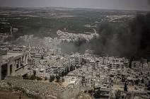 سوريا.. مقتل طفل في غارة للنظام السوري على محافظة إدلب