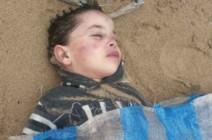 مأساة الطفل السوري ايلان تتكرر في لبنان..صورة