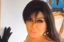 فيديو.. أول تعليق من فيفي عبده بعد أزمتها الصحية