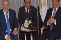 هدية السيسي لنتنياهو.. الغاز مقابل رئاسة آمنة