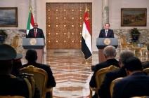 الرئيس السوداني يؤكد في القاهرة دعم بلاده للسيسي