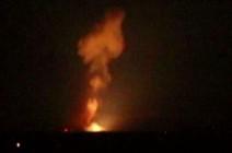 مقتل إيراني و6 عراقيين بغارة إسرائيلية على حلب