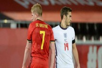 بلجيكا تفوز على انجلترا بهدفين دون مقابل في أمم أوروبا لكرة القدم