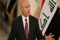 """الرئيس العراقي يتعهد لسفير واشنطن بـ""""حماية البعثات الدبلوماسية"""""""