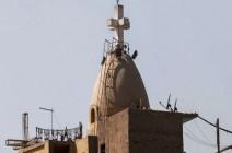 شرطي مصري يقتل اثنين من الاقباط في المنيا جنوب مصر (فيديو)