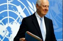 دي ميستورا: واثقون بجولة مفاوضات سورية في يونيو