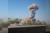 إصابة 5 من الأمن المصري بتفجير عبوة على الطريق الدولي غربي العريش