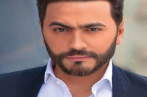 تامر حسني يستعد لفيلمه الجديد.. وشاهدوا كيف إستعرض عضلاته - بالصورة