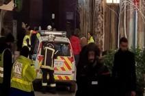 فرنسا.. ارتفاع عدد ضحايا هجوم ستراسبورغ إلى 4 قتلى