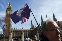 مظاهرات في لندن ضد خروج بريطانيا من الاتحاد الأوروبي