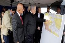 """نتنياهو يتجول مع طاقم """"صفقة القرن"""" الأمريكي في الضفة الغربية"""