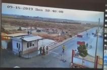 شاهد : لحظة انفجار مفخخة في بلدة الراعي شمال سوريا