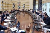 """عون يحذر خلال اجتماع للحكومة من فشل """"كل السلطة"""" في لبنان"""