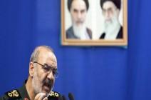 قائد الحرس الثوري الإيراني يزور جزر طنب الكبرى وطنب الصغرى وأبو موسى