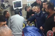 بالصور : استشهاد مواطن برصاص الاحتلال ببيت لحم