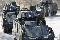 """التحالف الدولي يكشف نيته نقل مركبات مشاة قتالية من نوع """"برادلي"""" إلى سوريا"""