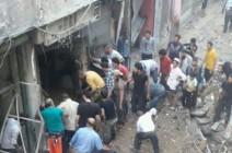 فيديوهات مروعة لما تتعرض له حلب من قصف وحشي (شاهد)
