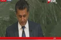 مندوب بوليفيا: مجلس الأمن فشل في حل قضية فلسطين بسبب حق الفيتو