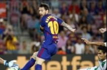 بالفيديو: برشلونة يكتفي بهدفين في مرمى ريال بيتيتس بالليجا