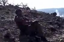 شاهد .. قوات الجيش السوري الحر تسيطر على جبل برصايا