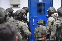 """إصابة أكثر من 100 أسير فلسطيني في """"عوفر"""""""