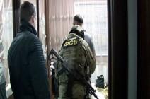 """شاهد : الأمن الروسي يعتقل مجموعة من أنصار """"حزب التحرير الإسلامي"""" الإرهابي في القرم"""