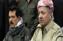 مسعود برزاني: بغداد لن تتمكن من اعتقال نائبي