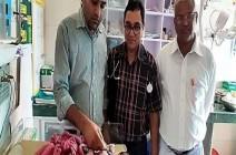 صور : حالة غريبة.. ولادة طفلة بـ 4 أرجل و3 أذرع فى الهند