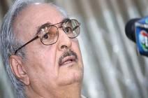 عائلة معمر القذافي تدعم اللواء المتقاعد خليفة حفتر