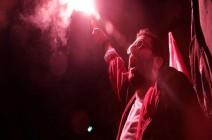 """بالفيديو : """"لن ندفع الثمن"""".. اللبنانيون ينتفضون في شوارع بيروت"""